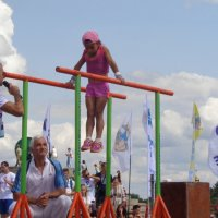 Спорт помогает быть выше самого себя!... :: Алекс Аро Аро