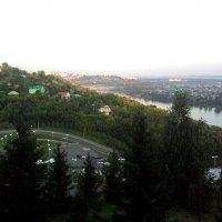 Люди всегда стремились селиться у реки :: Владимир Ростовский