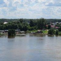 На реке Белая :: Вера Щукина