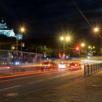 Огни ночного города :: Олег Козлов