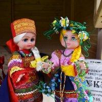 Куклы,которых делали в СССР :: Елена Строганова