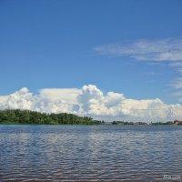 Волга :: Лидия (naum.lidiya)