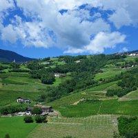 Южный Тироль(Италия)... :: Galina Dzubina
