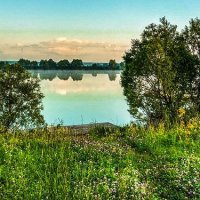 Август :: ирина лузгина