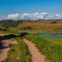 Городищенское озеро (Изборск) :: Даниил pri (DAROF@P) pri