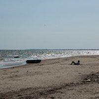 Море пляж :: Владимир Переклицкий