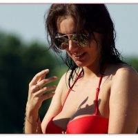 Лучшая дуга на теле женщины — ее улыбка. :: Anatol L