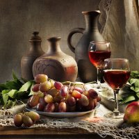 Вино августа :: Lev Serdiukov