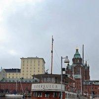 Набережная в Хельсинки :: Ольга