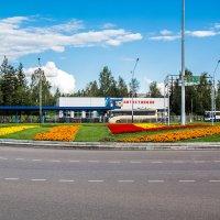 Автостанция в Междуреченске :: Иван Иванов