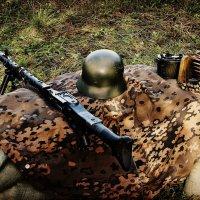 Пулемётное гнездо... :: Кай-8 (Ярослав) Забелин