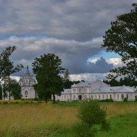 Церковь в деревне Мыза. :: Татьяна Глинская