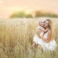 Мама дочка :: Tatiana Bobrikova