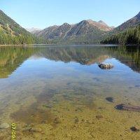 Горное Озеро :: Татьяна Татьянина