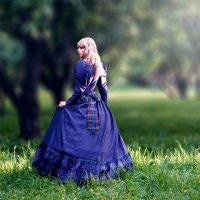 В саду :: Алена Царева