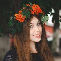 Рябиновое лето :: Валерия