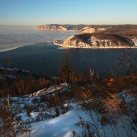 Байкал и Ангара... :: Александр Попов