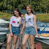 Последние дни школьных каникул :: Дмитрий Конев