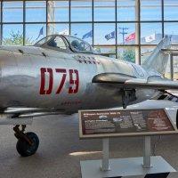Музей авиации на территории завода Boeing :: Сергей Рычков