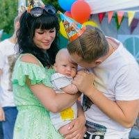 На Дне Рождения :: Юлия Сапрыкина