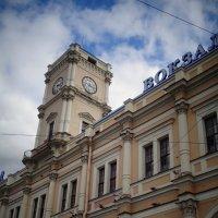 Московский вокзал в Петербурге. (Август, 2017 год). :: Светлана Калмыкова