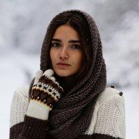 Зимний портрет :: Алексей Щетинщиков