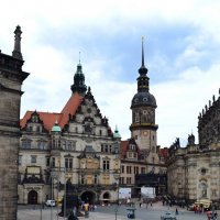 В сердце Дрездена :: Ольга