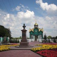Памятник Николаю II. Тамбов :: MILAV V