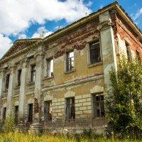 Заброшенный дом :: Светлана Щербакова