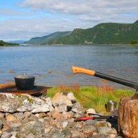 Дикарем по Норвегии :: Фотограф Любитель