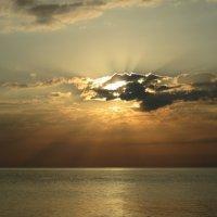 Последние летние закаты :: valeriy khlopunov