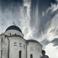 Пам'ятник князю Ігорю Ольговичу. :: Андрий Майковский