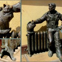 Памятник сантехнику :: Нина Бутко