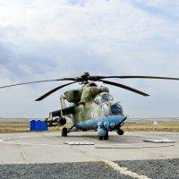 Ми-35 :: Олег Барзолевский