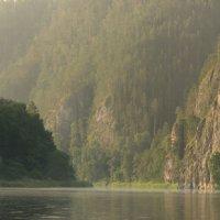 река Белая (Агидель), Башкирия :: Сергей Политыкин