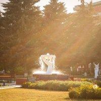 солнечный фонтан :: Ольга (Кошкотень) Медведева