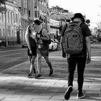 что-то из джаз-стрит... :: Михаил Зобов