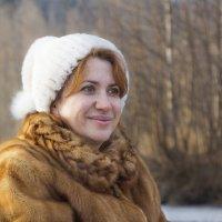 Осенний портрет... :: Cергей Павлович