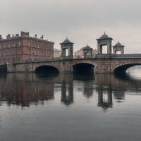 Старо-Калинкин мост :: Алексей Сильников