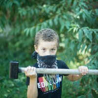 Мальчик хулиган :: Magomed Abubakarov