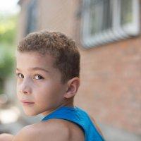 Детский портрет :: Magomed Abubakarov