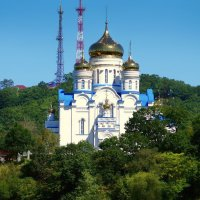Золотые купола :: Boris Khershberg