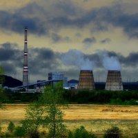 Индустриализация :: Владимир Куликов