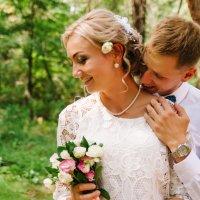 Первый опыт свадебной съёмки :: Сергей Алексеев