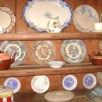 Старая посуда :: Марина Домосилецкая