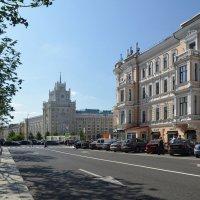 № 2 — доходный дом (1899, архитектор — В. В. Шервуд, совместно с И. А. Ивановым-Шицем). :: Oleg4618 Шутченко