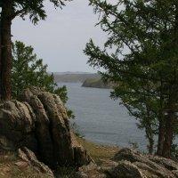 Байкал. Вид на Малое море :: Дмитрий Солоненко