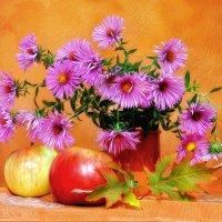 С первым днем Осени, друзья! Пусть она подарит вам побольше теплых, солнечных дней! :: *MIRA* **