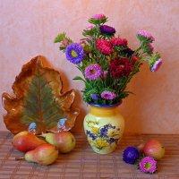 Осенний лист :: Nina Yudicheva