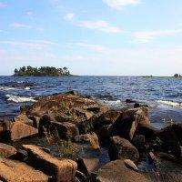 Остров Святой на Валааме. :: Иван